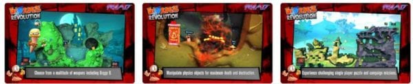 Worms Revolution Deluxe 600x123 - Zlacnené aplikácie pre iPhone/iPad a Mac #15 týždeň