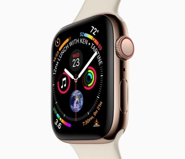 Apple predstavil redesignované Apple Watch Series 4 s EKG ~ MacBlog.sk 39e3f07ffd6