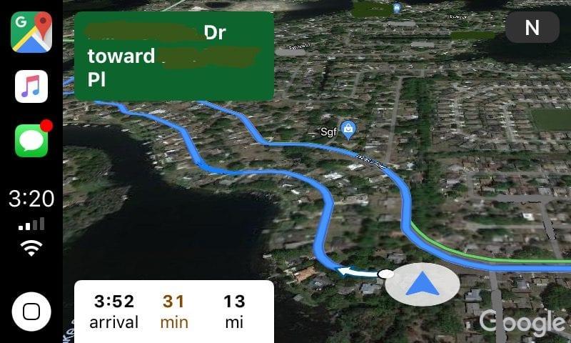 google maps carplay - Sygic a ďalšie aplikácie mieria na CarPlay
