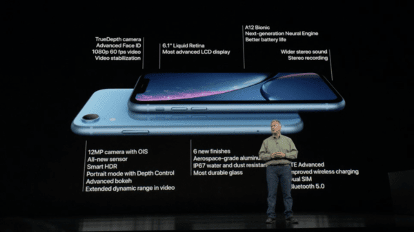 iPhone XR Features Overview