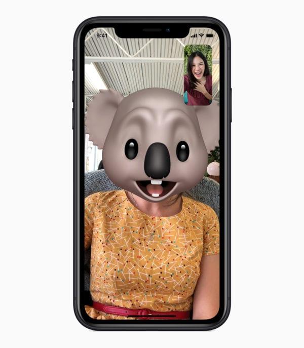 iPhone XR Memoji 09122018 600x687 - Apple predstavil lacnejší, no plne vybavený iPhone XR