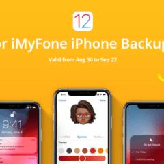 imyfone ios12 240x240 - Získajte nástroj na zálohovanie a export iOS dát úplne zdarma