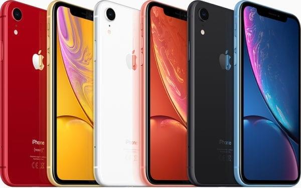 iphone xr select static 201809 GEO EMEA 600x375 - Apple přesouvá zakázku na iPhony XR od jednoho smluvního výrobce k druhému. Co je důvodem?