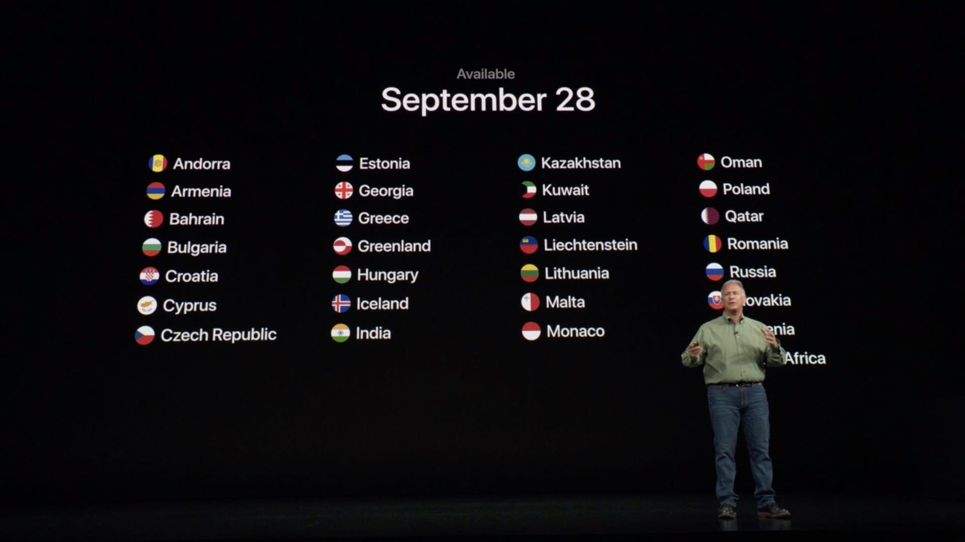 iphone xs dostupnost - Apple predstavil iPhone XS a obrovský iPhone XS Max