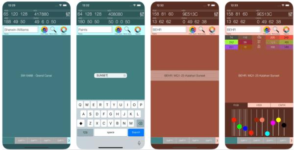 Color Query Pro 600x306 - Zlacnené aplikácie pre iPhone/iPad a Mac #40 týždeň