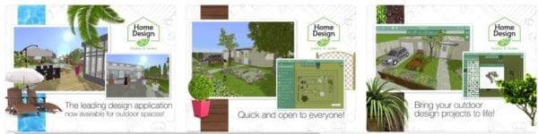 Home Design 3D Outdoor Garden 600x150 - Zlacnené aplikácie pre iPhone/iPad a Mac #40 týždeň