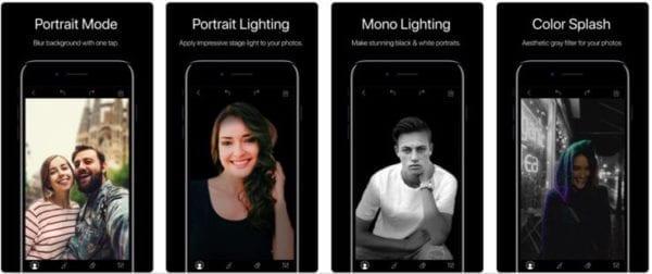 Phocus Portrait mode editor 600x252 - Zlacnené aplikácie pre iPhone/iPad a Mac #42 týždeň