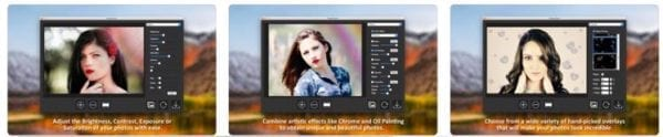Photo Plus Image Editor 600x124 - Zlacnené aplikácie pre iPhone/iPad a Mac #40 týždeň
