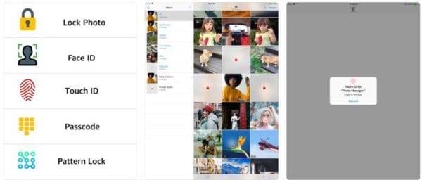 Secret Photo Vault Bio Auth 600x256 - Zlacnené aplikácie pre iPhone/iPad a Mac #43 týždeň
