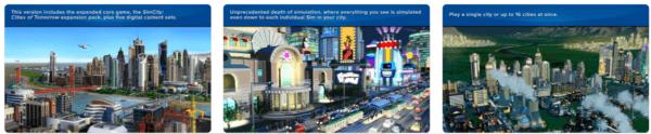 SimCity Complete Edition 600x124 - Zlacnené aplikácie pre iPhone/iPad a Mac #43 týždeň