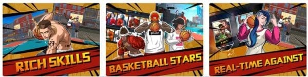 Street Dunk 3x3 Basketball 600x150 - Zlacnené aplikácie pre iPhone/iPad a Mac #43 týždeň