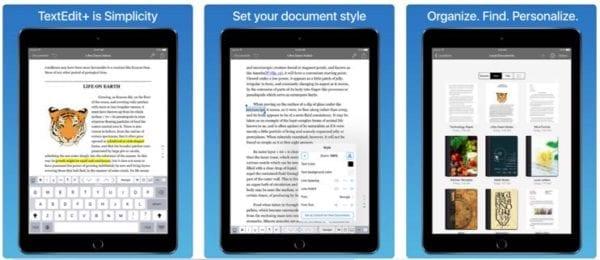 TextEdit 600x260 - Zlacnené aplikácie pre iPhone/iPad a Mac #40 týždeň