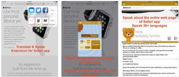 Translate 2 for Safari 600x258 - Zlacnené aplikácie pre iPhone/iPad a Mac #40 týždeň