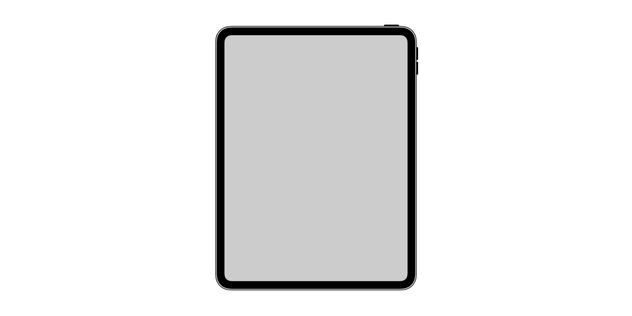 ipadpro2018 - V iOS 12 sa objavila ikonka nového iPadu Pro, takto bude vyzerať