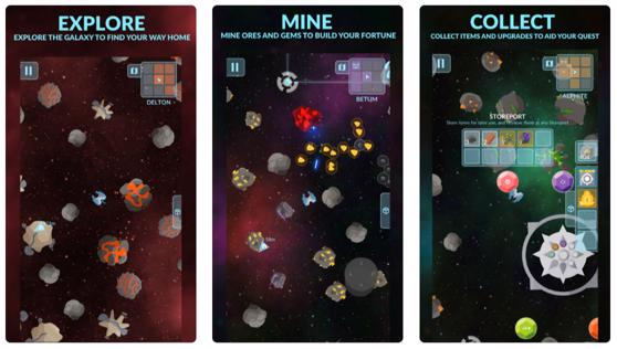 Asteroid Quest - Zlacnené aplikácie pre iPhone/iPad a Mac #46 týždeň
