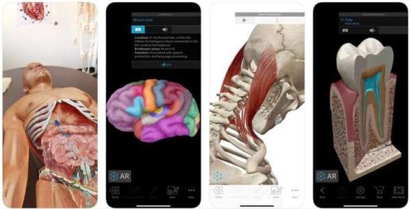 Human Anatomy Atlas 2019 600x305 - Zlacnené aplikácie pre iPhone/iPad a Mac #47 týždeň