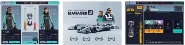 Motorsport Manager Mobile 3 600x148 - Zlacnené aplikácie pre iPhone/iPad a Mac #51 týždeň