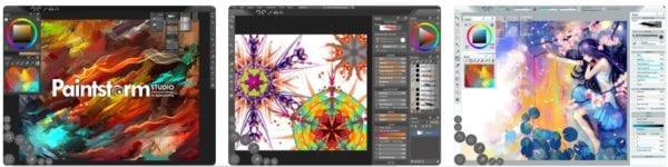 Paintstorm Studio 600x150 - Zlacnené aplikácie pre iPhone/iPad a Mac #47 týždeň