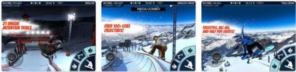 Snowboard Party  600x147 - Zlacnené aplikácie pre iPhone/iPad a Mac #46 týždeň