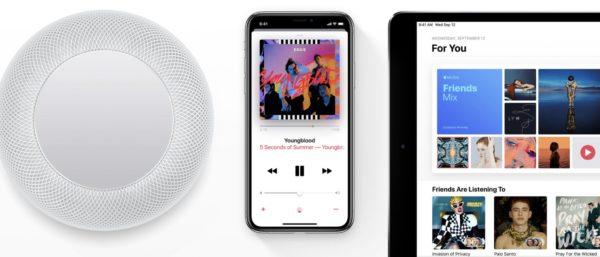 apple.music iphone ipad homepod 600x257 - Apple Music príde na Amazon Echo, ešte pred Vianocami