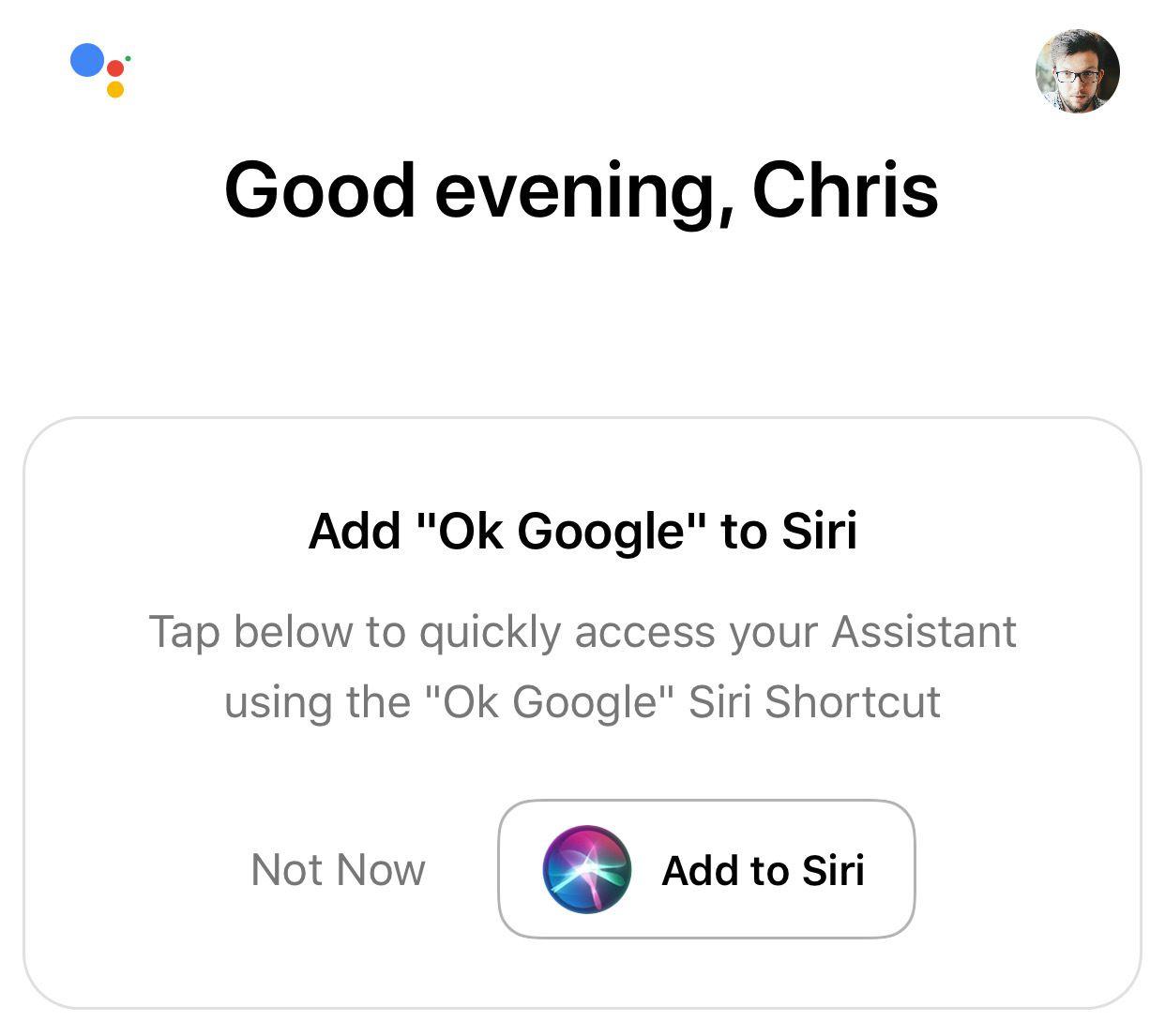 google assistant hey siri - Google Assistant na iOS teraz spustíte aj pomocou Siri