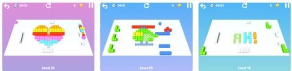 Cubes brain teaser 600x147 - Zlacnené aplikácie pre iPhone/iPad a Mac #49 týždeň