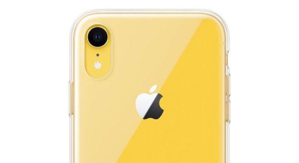 MRW62 AV1 YELLOW crop 600x328 - Apple konečne začal predávať oficiálny obal pre iPhone XR