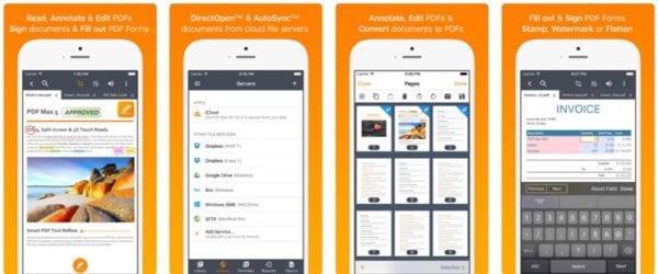 PDF Max Pro 600x250 - Zlacnené aplikácie pre iPhone/iPad a Mac #10 týždeň