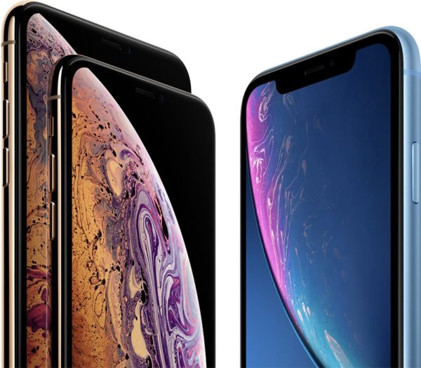 iphone xs vs xr 1 600x525 - Budoucí iPhony by mohly disponovat bezdrátovými modemy přímo z výroby Applu, zřejmě ale v roce 2021