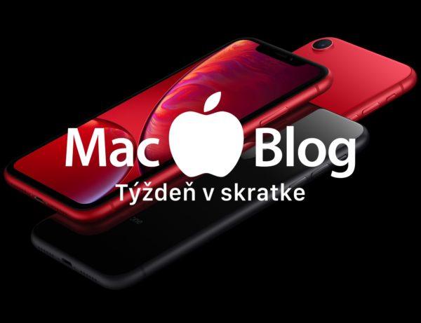 tyzden v skratke dec1 600x461 - Týždeň v skratke: iPhone XR a predaje, nové reklamy a súdne spory