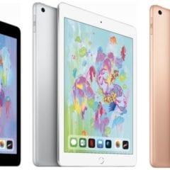2018 9.7 inch ipad 800x399 240x240 - Apple začína vyrábať nový iPad a AirPods