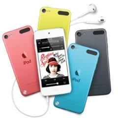 41362 iPod Touch Family 240x240 - Vráti sa iPod touch ako herná konzola?