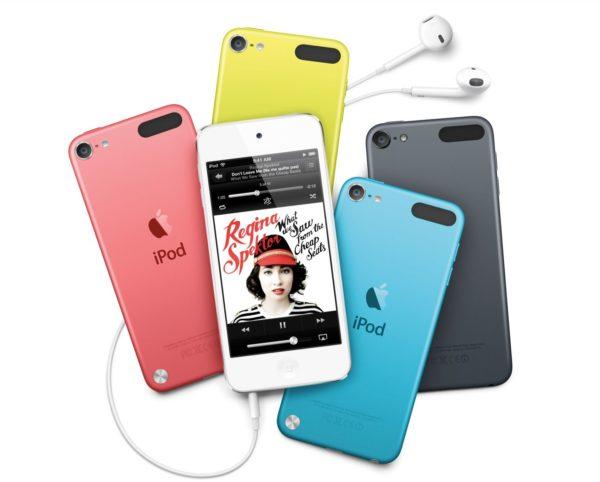 41362 iPod Touch Family 600x482 - Vráti sa iPod touch ako herná konzola?