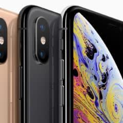Apple iPhone XS XS Max XR size comparison vs iPhone 8 8 Plus Galaxy S9 S9 Note 9 OnePlus 6 240x240 - WSJ: následovník iPhonu XS Max bude mít tři kamery, iPhone XR dvě