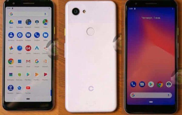 """Google Pixel 3 Lite Images 696x438 600x378 - Na internet uniklo video na kterém má být údajně Google Pixel 3 """"Lite"""""""
