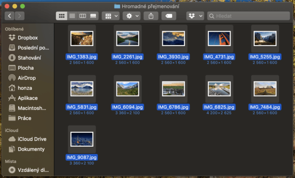 Hromadne prejmenovani 1 600x363 - Jak na Macu přejmenovat několik souborů najednou s posloupným názvem najednou