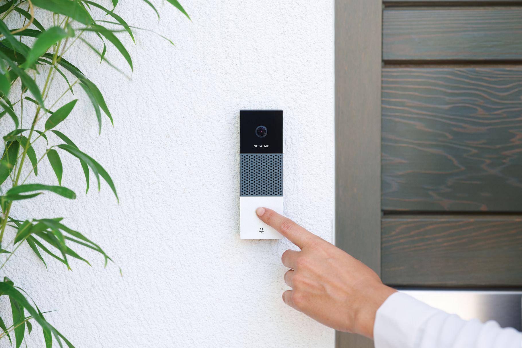 Netatmo Doorbell Hand WEB HD.0 - Zhrnutie: To najlepšie z CES 2019