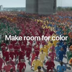 """Snímka obrazovky 2019 01 02 o 10.18.35 240x240 - Apple vydal novou reklamu """"Color Flood"""" na iPhone XR. Točena byla v Praze."""