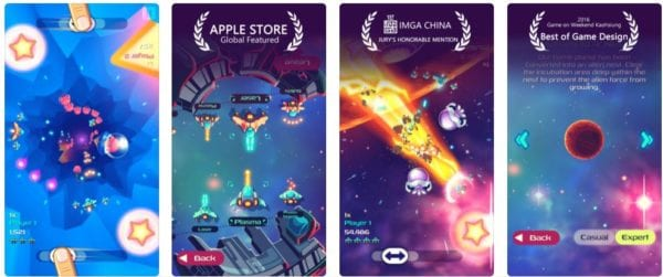 Space Cycler 600x251 - Zlacnené aplikácie pre iPhone/iPad a Mac #4 týždeň