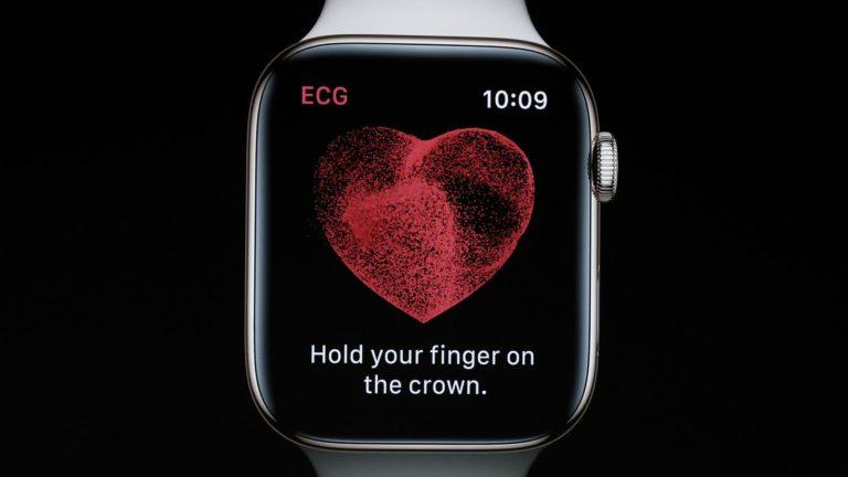apple event 091218 apple watch ecg ekg 0243 768x432 - Ako spustiť EKG na Apple Watch aj na Slovensku? Existuje len jediný spôsob