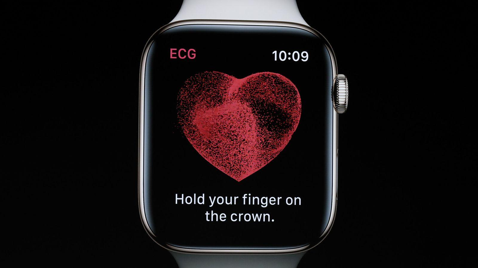 apple event 091218 apple watch ecg ekg 0243 - Ming-Chi Kuo: Apple prinesie nové keramické Apple Watch, EKG sa rozšíri do sveta