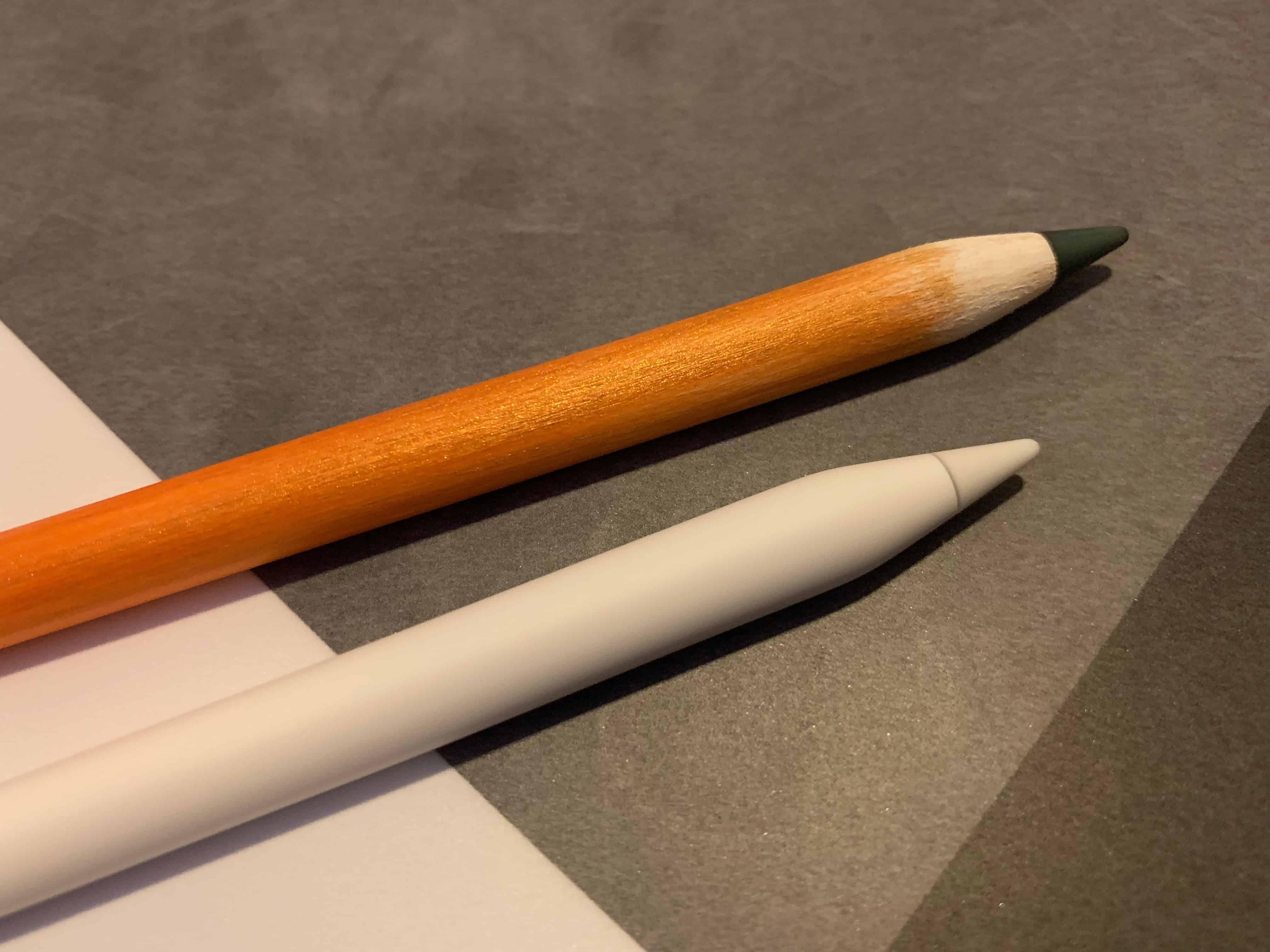 apple pencil realpencil - Týždeň v skratke: vysoké očakávania, GarageBand počas rokov a nový iPad mini