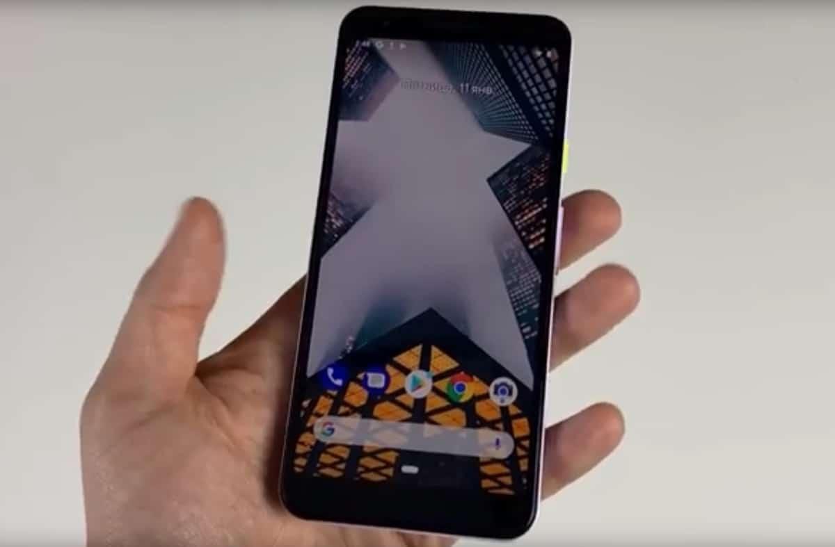 """google pixel 3 lite leak - Na internet uniklo video na kterém má být údajně Google Pixel 3 """"Lite"""""""