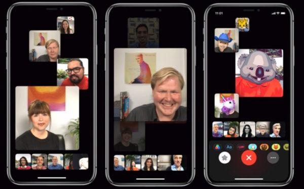 groupfacetime wwdc 600x372 - FaceTime trpí chybou, která umožňuje volajícímu slyšet a vidět všechno aniž by příjemce hovor přijal