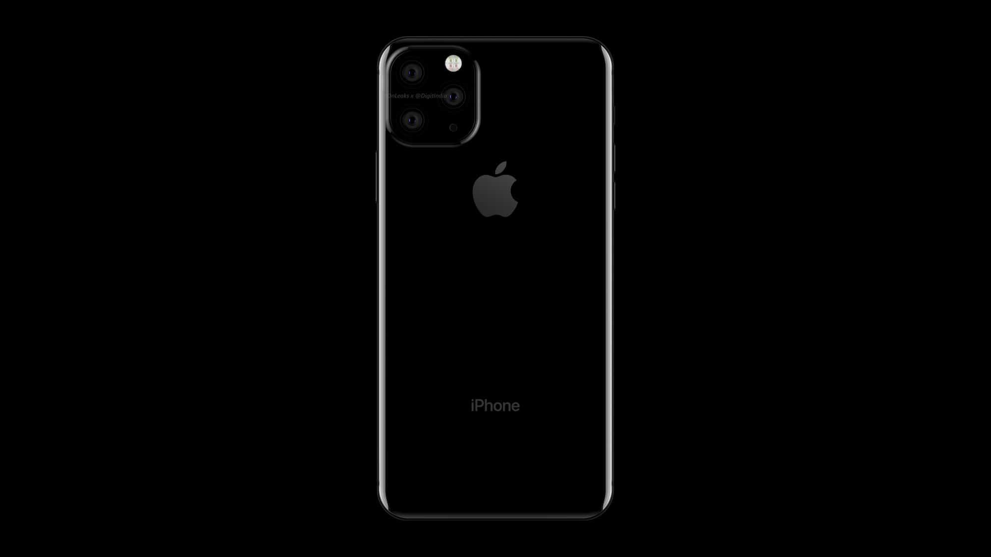iPhone XI 5K1 - Bude takto opravdu vypadat nový iPhone? Doufejme že ne...