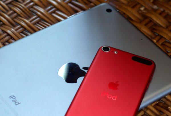 ipad mini 3 ipod touch backs hero 600x408 - V kódu iOS 12.2 se našly zmínky o nových iPadech a iPodu 7. generace