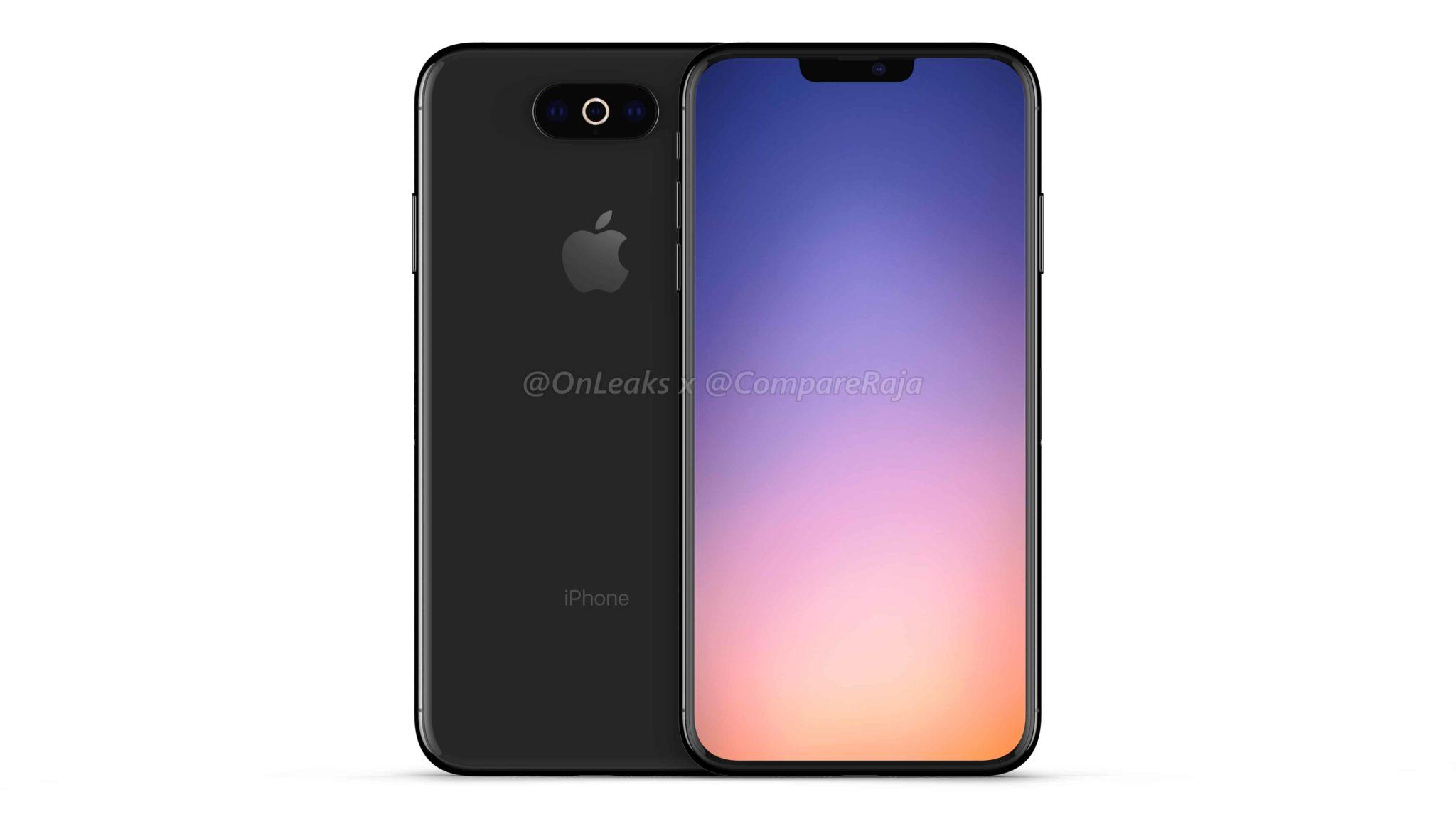 iphone xi 2019 compareraja 1 - Nový iPhone: vyššie rozlíšenie kamier, stále Lightning konektor