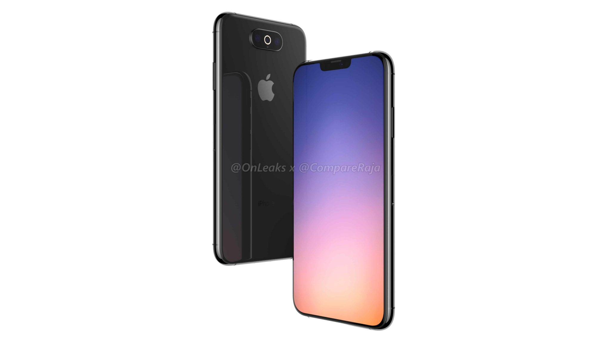 iphone xi 2019 compareraja 2 - Nový iPhone: vyššie rozlíšenie kamier, stále Lightning konektor