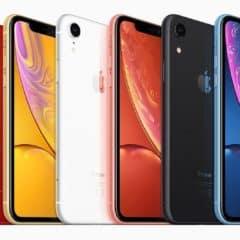 iphone xr1 240x240 - Nový iPhone XR bude mať o 6% väčšiu kapacitu batérie