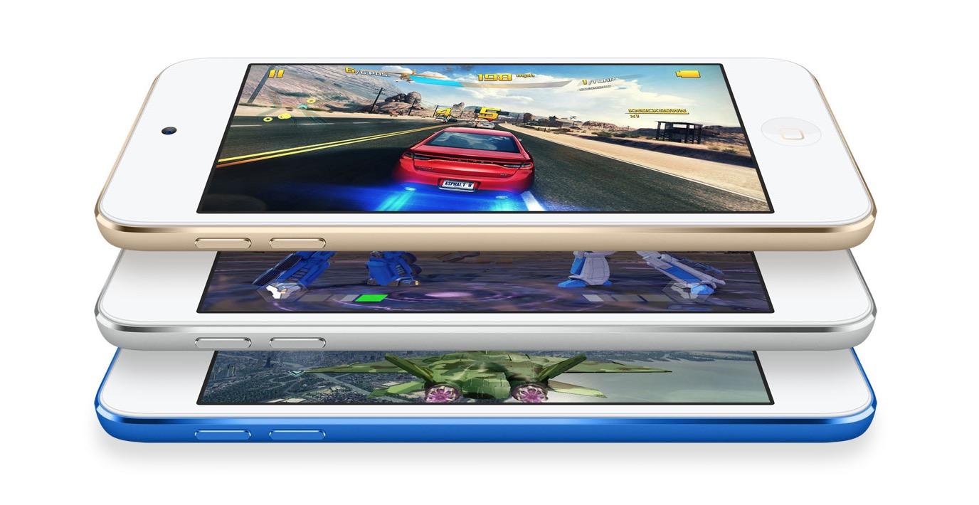 ipod touch gaming - Vráti sa iPod touch ako herná konzola?